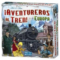 ¡Aventureros al tren! Europa.