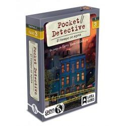 Pocket Detective 3: El tiempo se agota