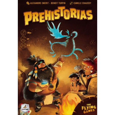 Preventa - Prehistorias