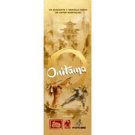 Pack Onitama