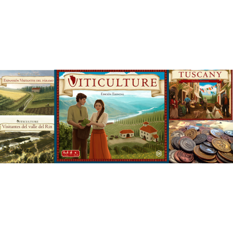 Pack Viticulture
