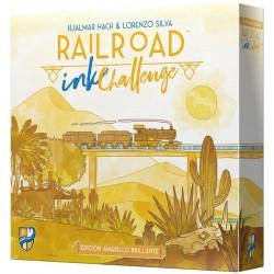 Preventa - Railroad Ink: Edición azul profundo